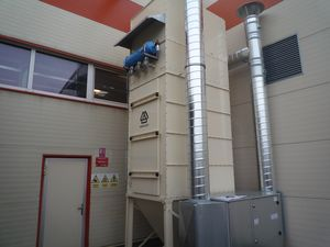 Dust collector M